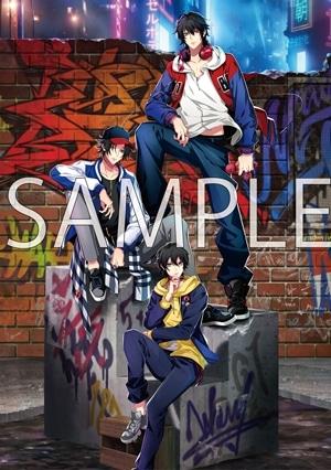 KING e-SHOP > ヒプノシスマイク-Division Rap Battle- -1st FULL ALBUM