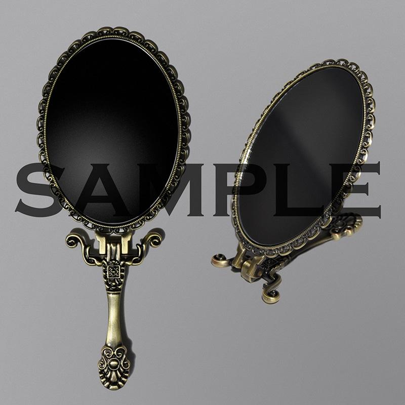 中王区貴賓手鏡