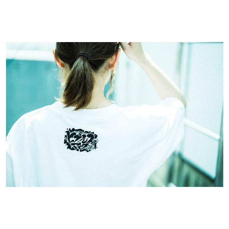 Tシャツ WHITE ヒプノシスマイク