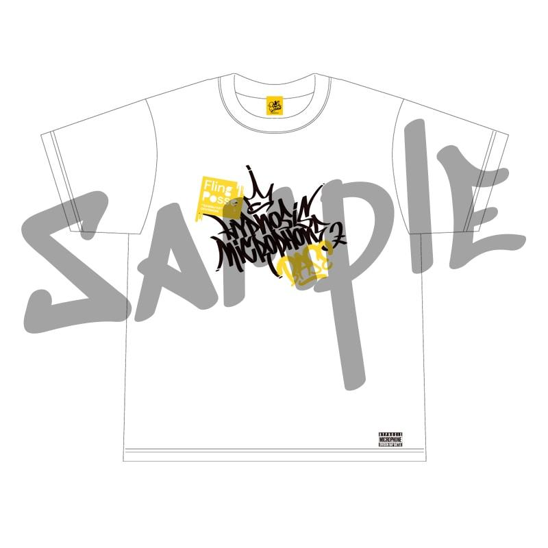 Tシャツ(Hypnosis Microphone Base)シブヤ・ディビジョン/Fling Posse